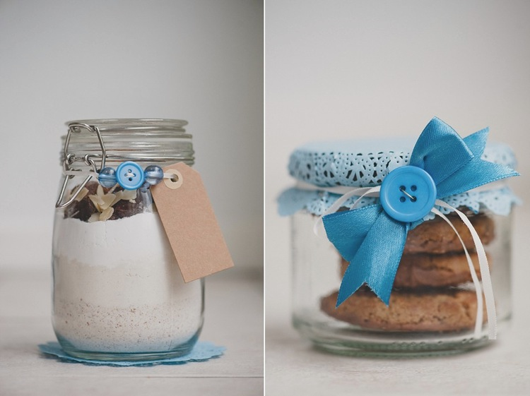 creative christmas present cookies in jar lily sawyer photo