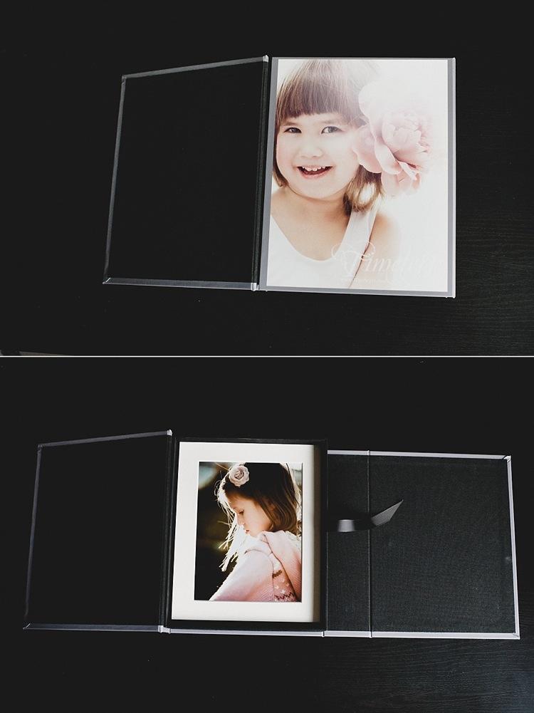 heirloom portfolio folio portrait box lily sawyer photo