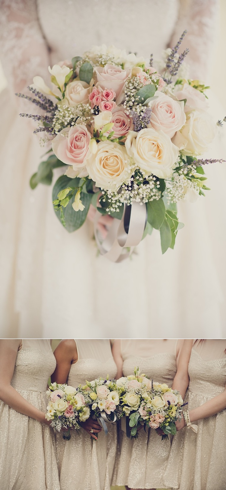 creative ideas chic wedding bouquets flowers classic contemporary london lily sawyer photo