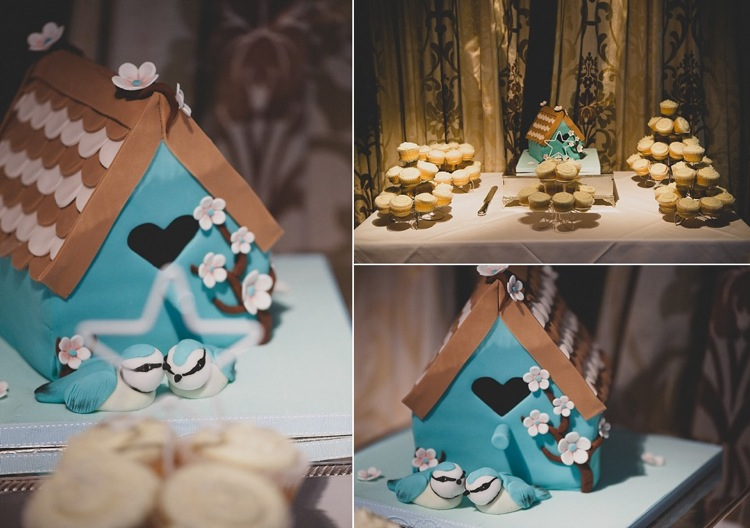 creative unique wedding cakes presentation classic contemporary london lily sawyer photo