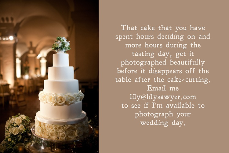 wedding cake why trust your wedding to a pro lily sawyer photo.jpg