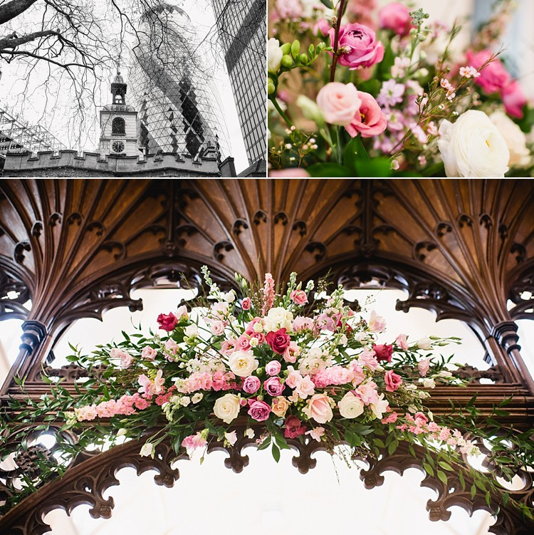 classy city wedding st. helens stationers hall city of london lily sawyer photo