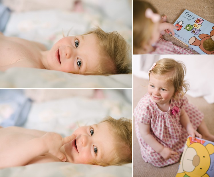 lifestyle family classic photoshoot baby girl barnes london lily sawyer photo