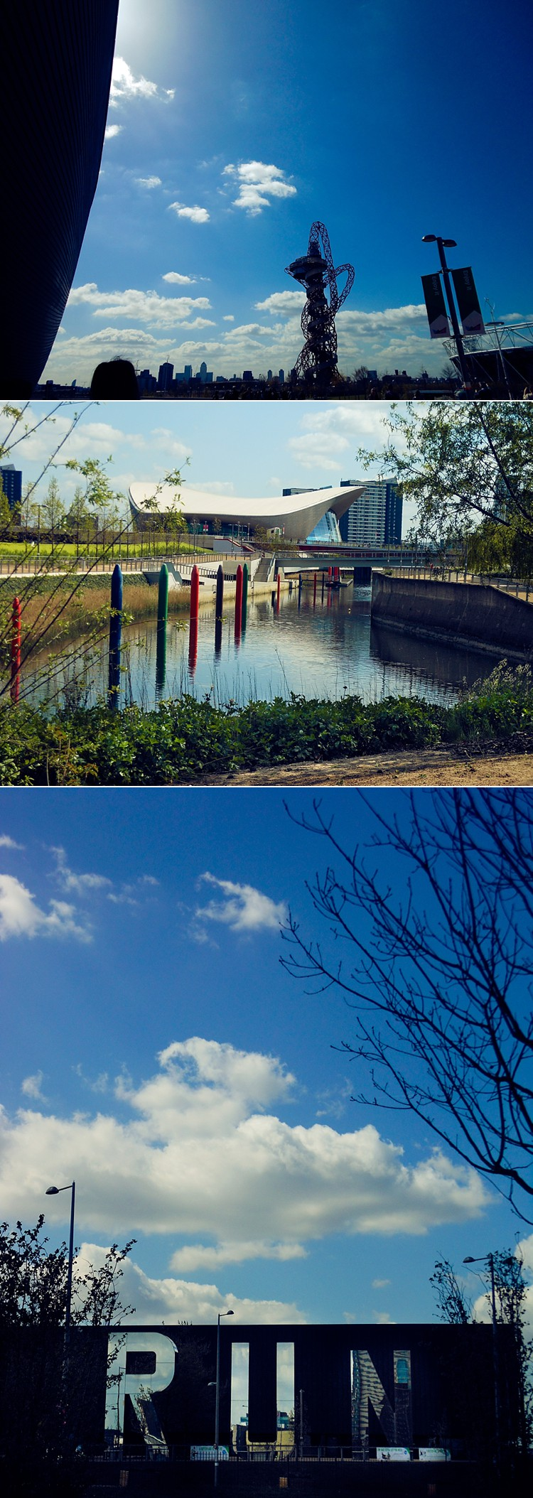 olympic park queen elizabeth park stratford e 20 spring 2014