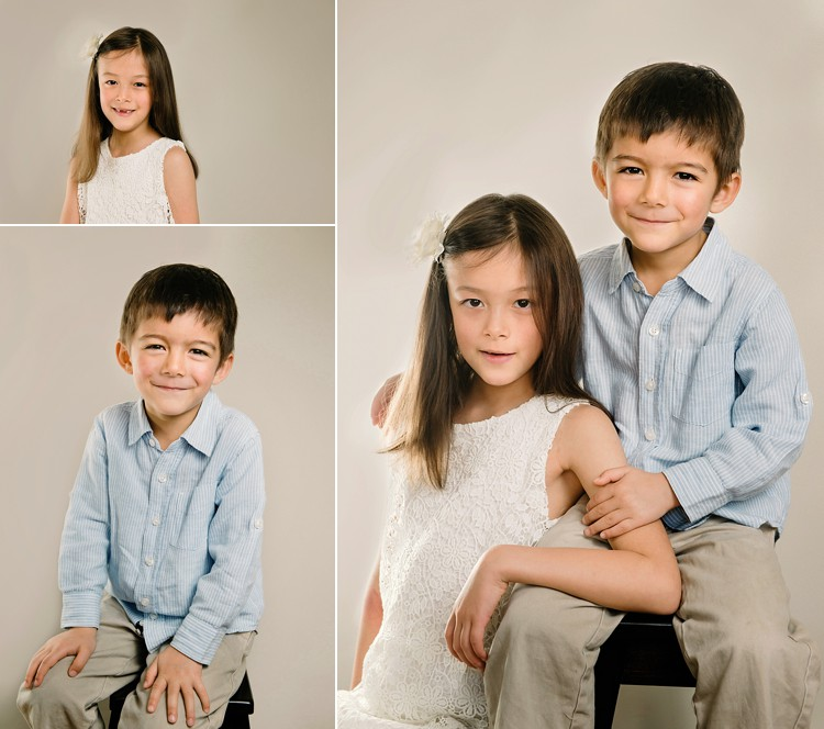 classic timeless family portraits london studio L lily sawyer photo