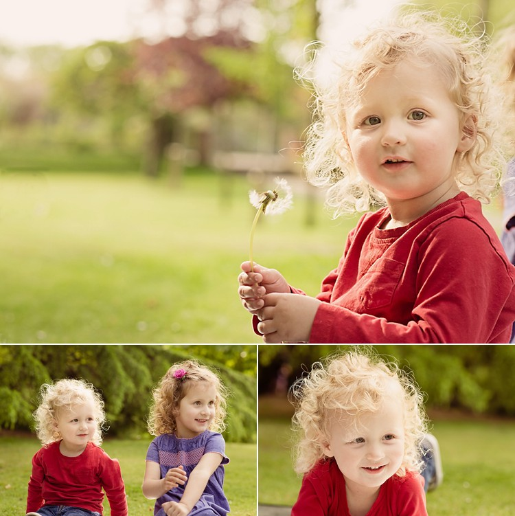 stunning family portraits west ham park golden light studio L lily sawyer photo