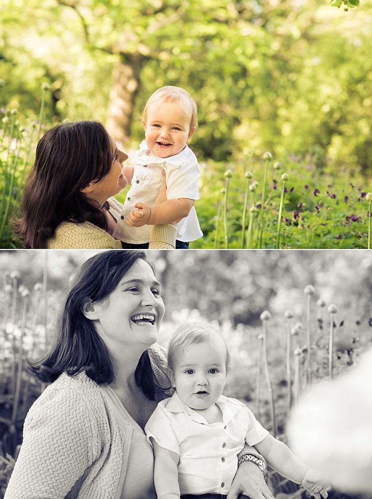 stunning family portraits west ham park golden light studio L london lily sawyer photo