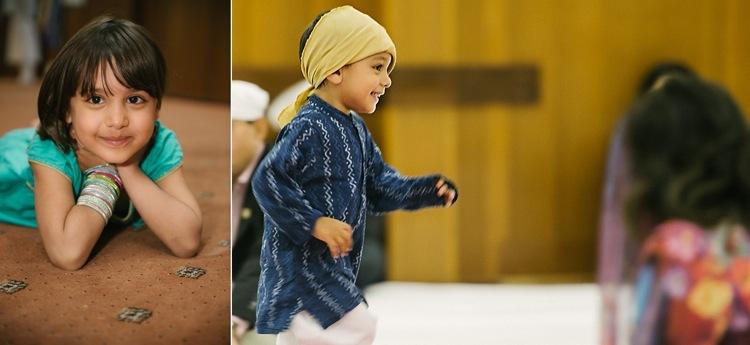 baby m sikh blessing london gurdwara christening family photoshoot west london lily sawyer photo