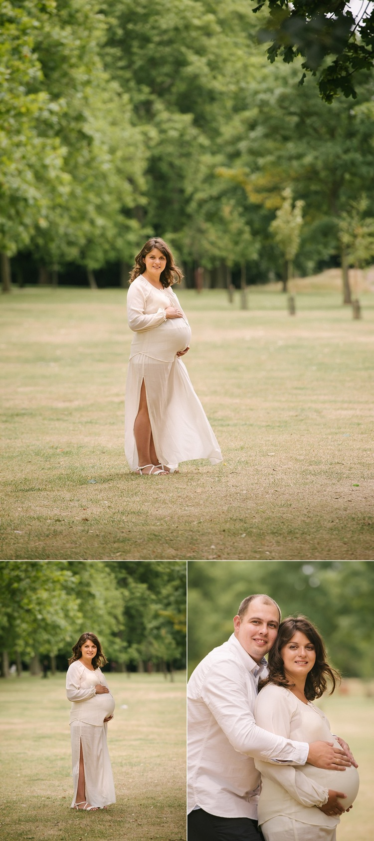 maternity photoshoot studio L west ham parl london lily sawyer photo