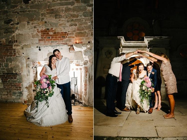 Lulworth Castle Wedding Dorset vintage classic wedding London destination wedding photographer lily sawyer photo