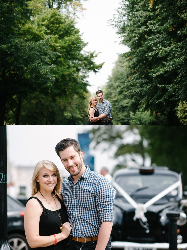 Greenwich park engagement session classic timeless portraits London love photoshoot lily sawyer photo