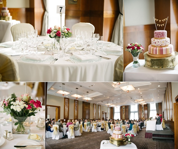 St. Helen's London wedding classic vintage four season's hotel canary wahrf pier lily sawyer photo