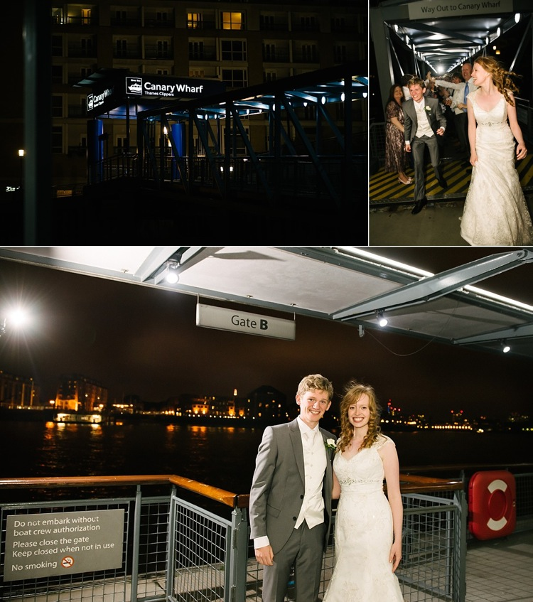 St. Helen's London wedding classic vintage four season's hotel canary wahrf pier lily sawyer photo.jpg