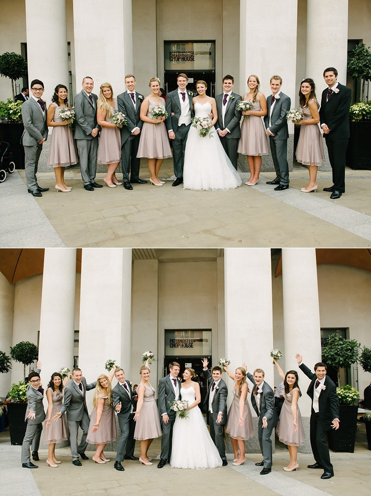 london classic mayfair wedding buckingham palace paternoster chophouse timeless lily sawyer photo