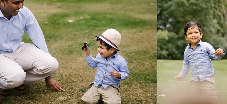 classic family photoshoot natural portraits west ham park london photographer lily sawyer photo