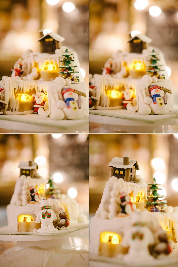 christmas cake tea lights kids craft diy london lily sawyer photo.jpg