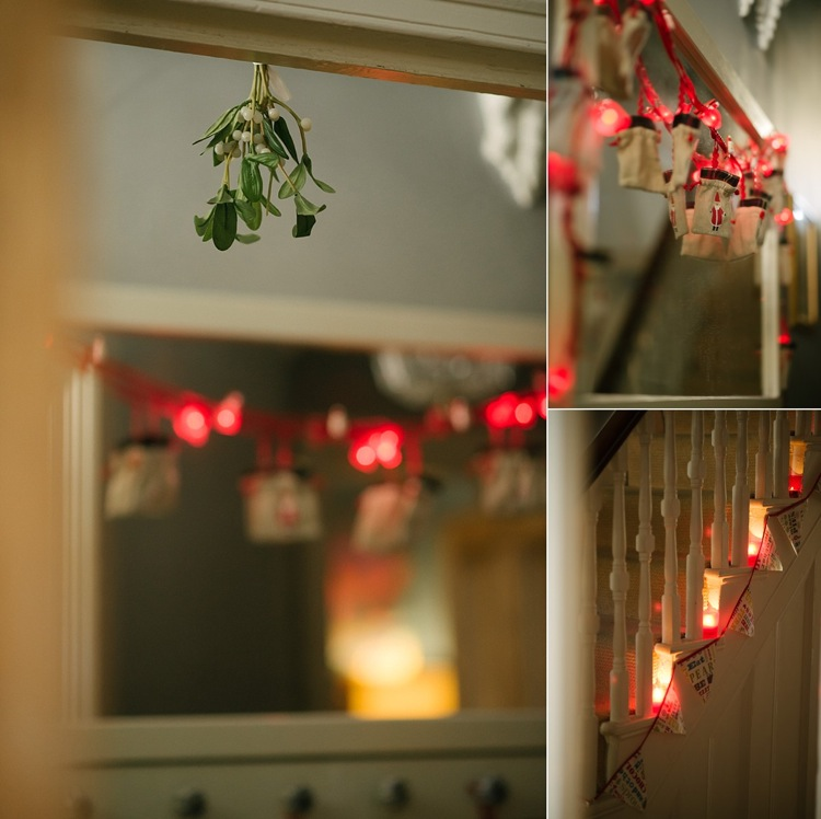 christmas decoration kids craft diy london lily sawyer photo