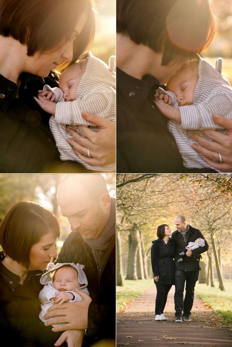 london newborn baby boy photographer west ham park lily sawyer photo