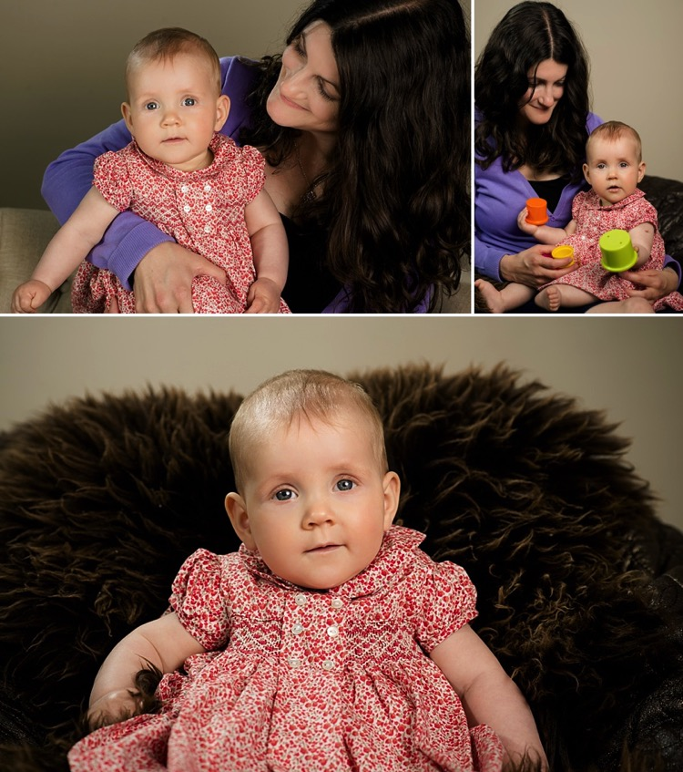 london baby portraits studio park natural classic photoshoot lily sawyer photo