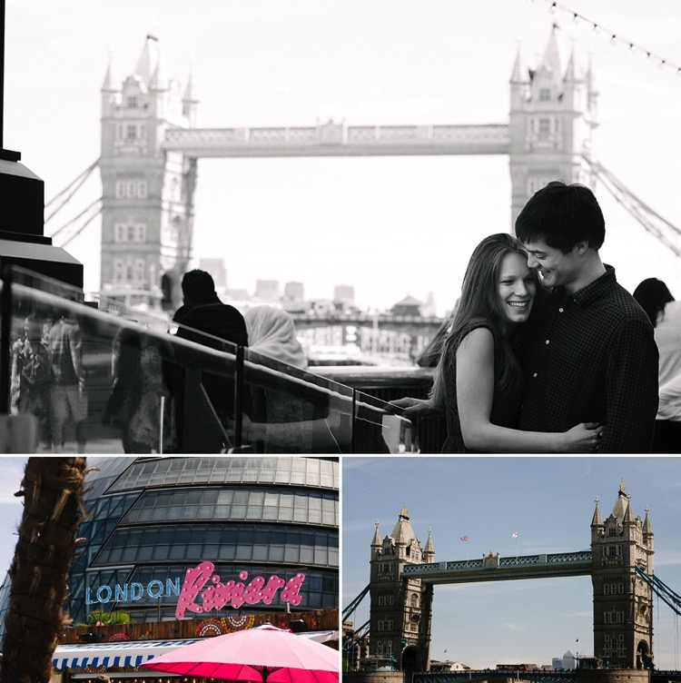 london city walk engagement photoshoot tower bridge south bank the gherkin wedding photographer lily sawyer photo