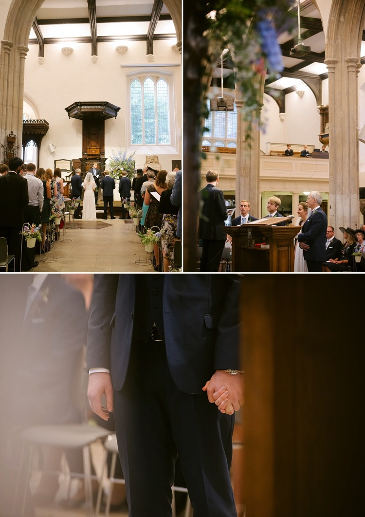 london east london wedding classic rich wild flowers creative wedding photography st helen's bishopsgate lily sawyer photo