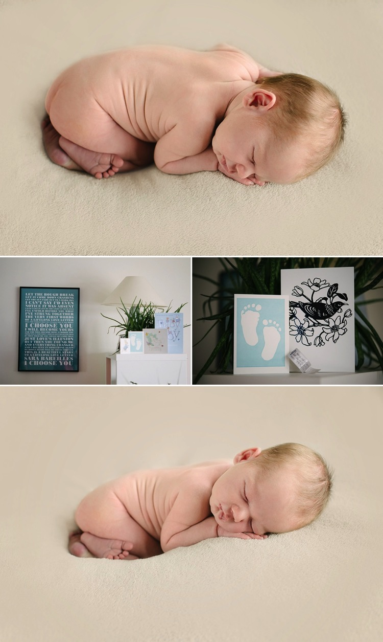newborn baby boy canary wharf london photographer first baby photoshoot lily sawyer photo