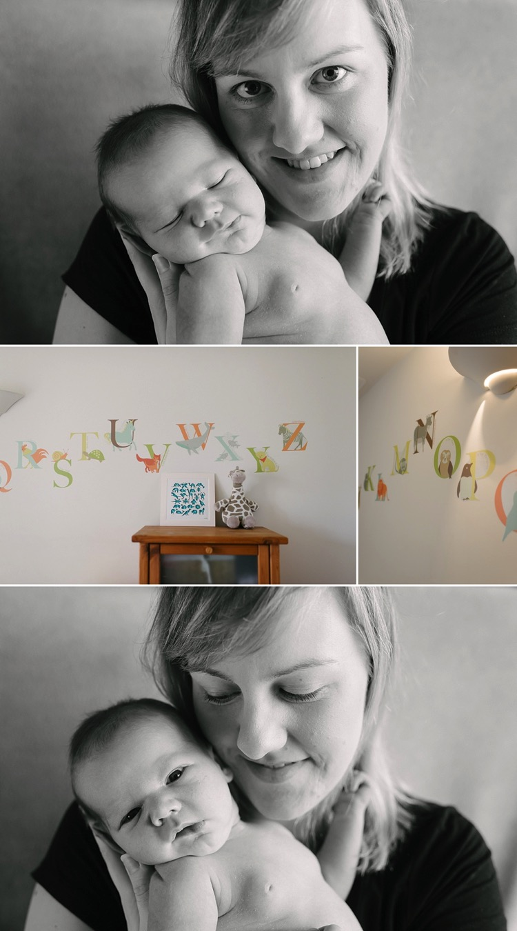 newborn baby boy canary wharf london photographer first baby photoshoot lily sawyer photo