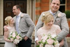 london wedding photographer chic wedding dulwich college
