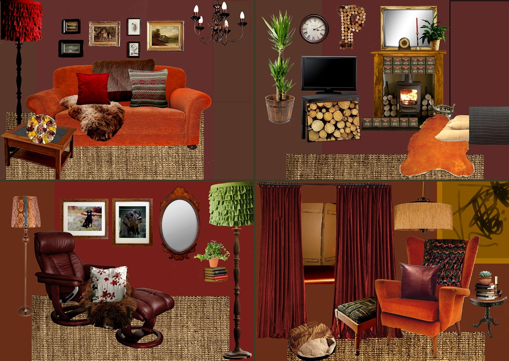 interior-design-moodboards-cottage-living-room-dark-red-brown.jpg