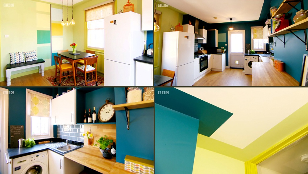 interior-design-moodboards-warner-house-kitchen-diner-industrial-dark-teal-green