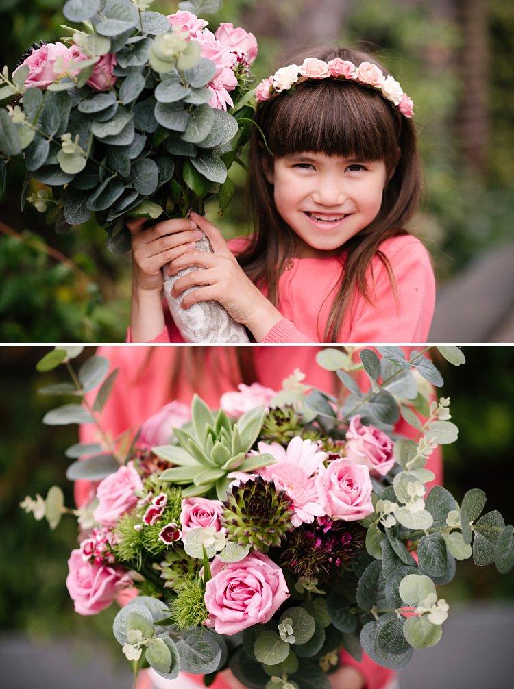 east-london-courtyard-wedding-photographer-succulent-pink-vintage-lily-sawyer-photo