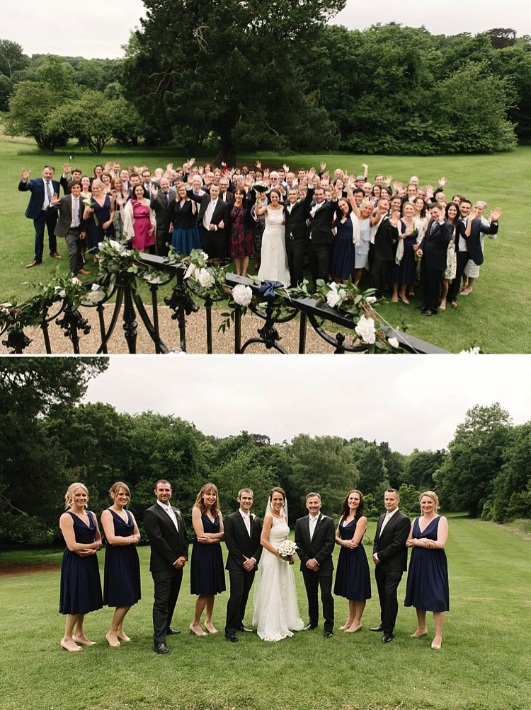 North london wedding ponsbourne park lucy aaron lily sawyer photo 0037