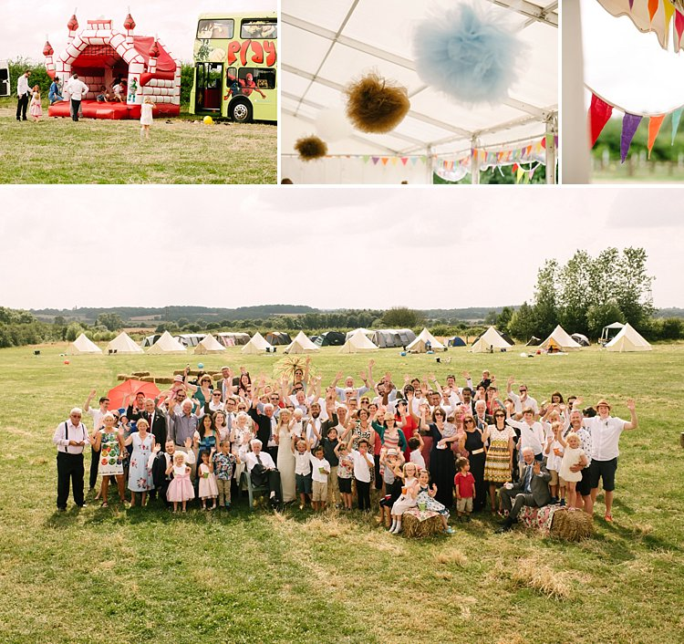 London wedding photographer farm bohemian marquee boho peterborough lincolnshire groovy farm foods chris elly 0026