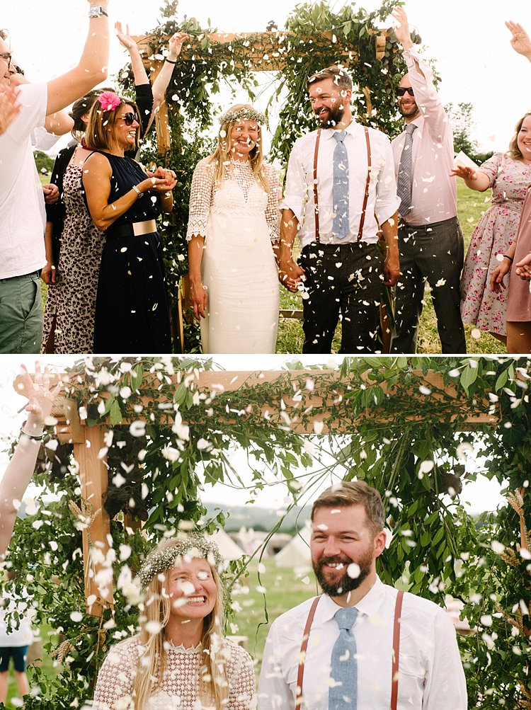 London wedding photographer farm bohemian marquee boho peterborough lincolnshire groovy farm foods chris elly 0030