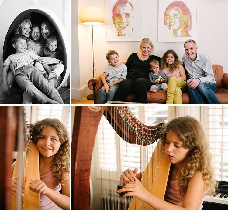 Highbury islington family photographer natural candid portraits lily sawyer photo 0024