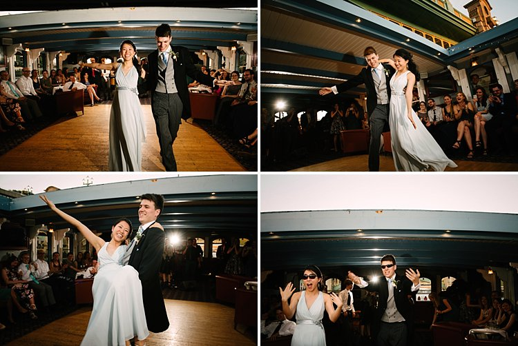 Style me pretty wedding london lina oliver elizabethan boat lily sawyer photo 0061