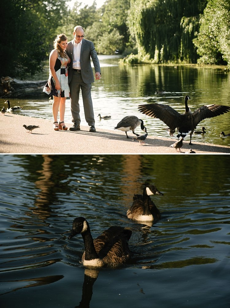 Victoria park wedding photographer london engagement photoshoot lily sawyer photo  9