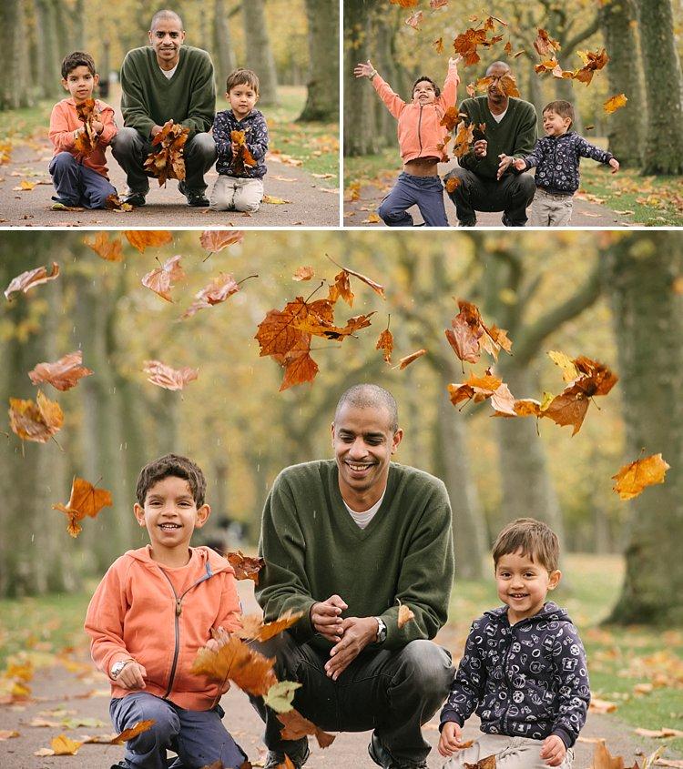 Autumn christmas photoshoot london family photographer lily sawyer photo 0069