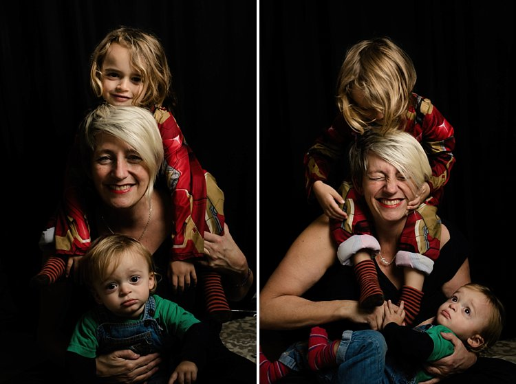 Nct christmas photoshoot london studio family photographer lily sawyer photo 0077
