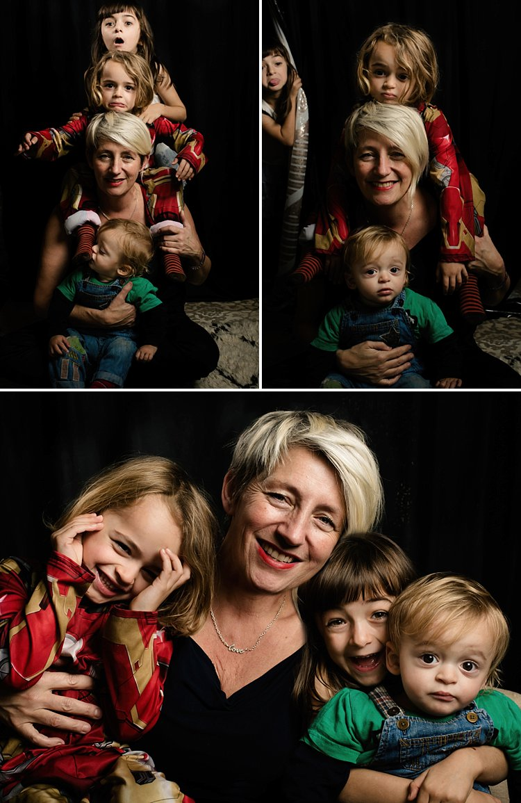 Nct christmas photoshoot london studio family photographer lily sawyer photo 0078