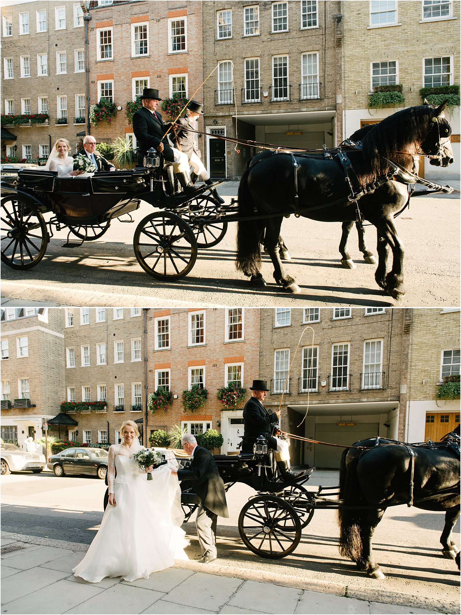 mayfair-classic-wedding-RAC-horse-and-carriage-london-ferdi-annie-lily-sawyer-photo