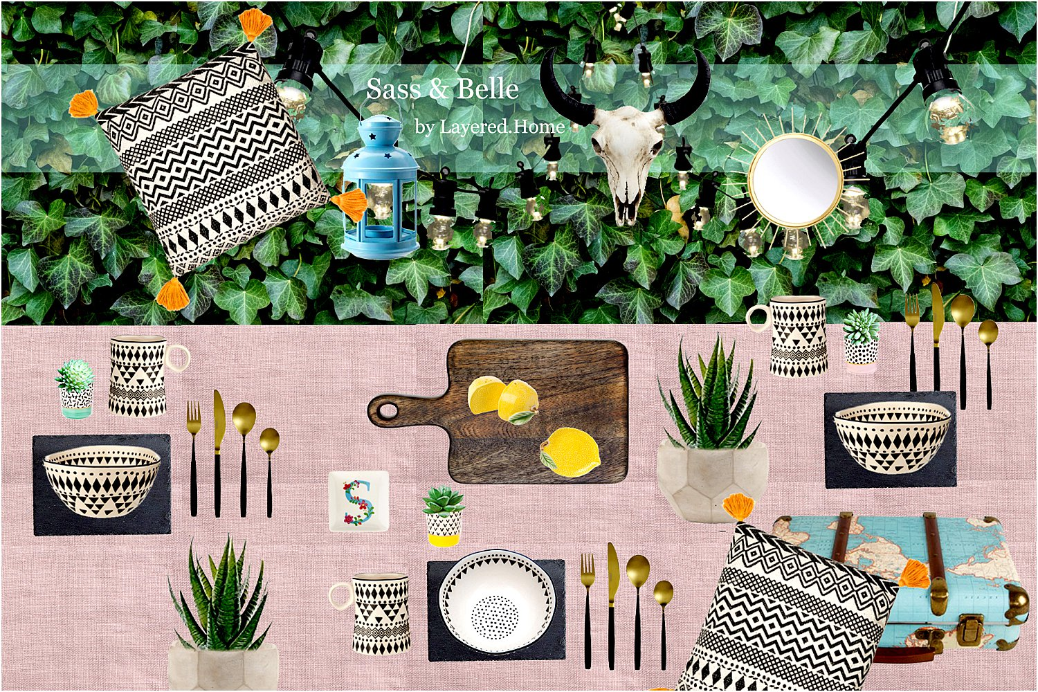 outdoor-garden-indoor-table-styling-sass-and-belle-layered-home-eclectic-interiors-moodboard-lily-sawyer-photo