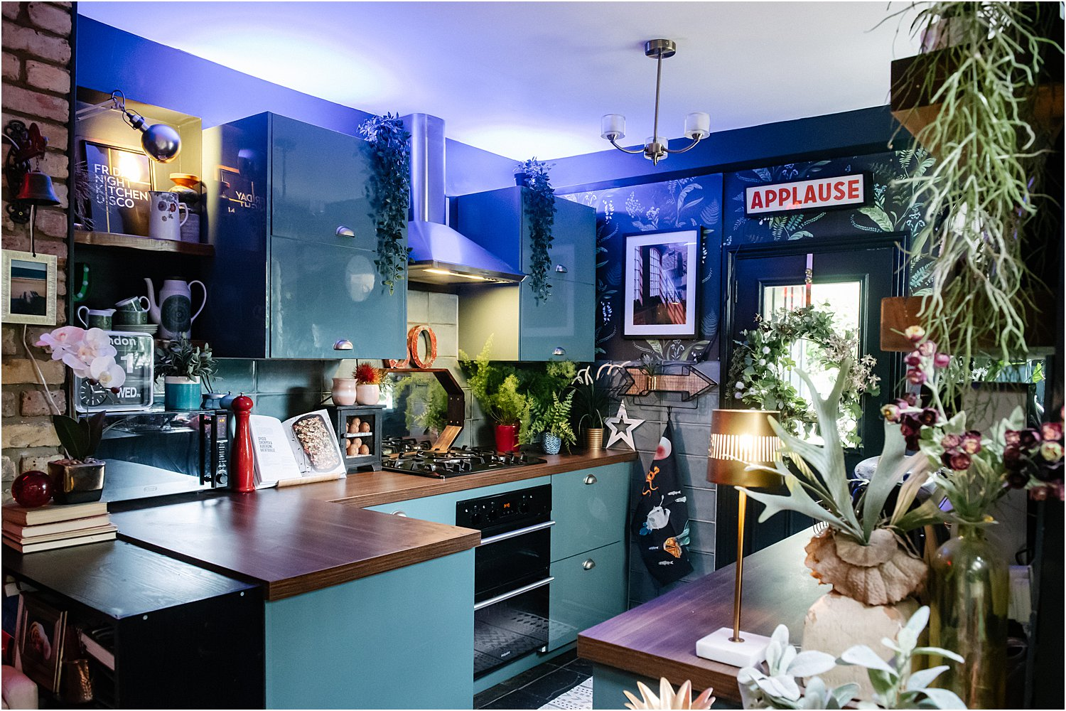 tips-grow-instagram-dark-maximalist-eclectic-London-victorian-home-lily-sawyer-photo