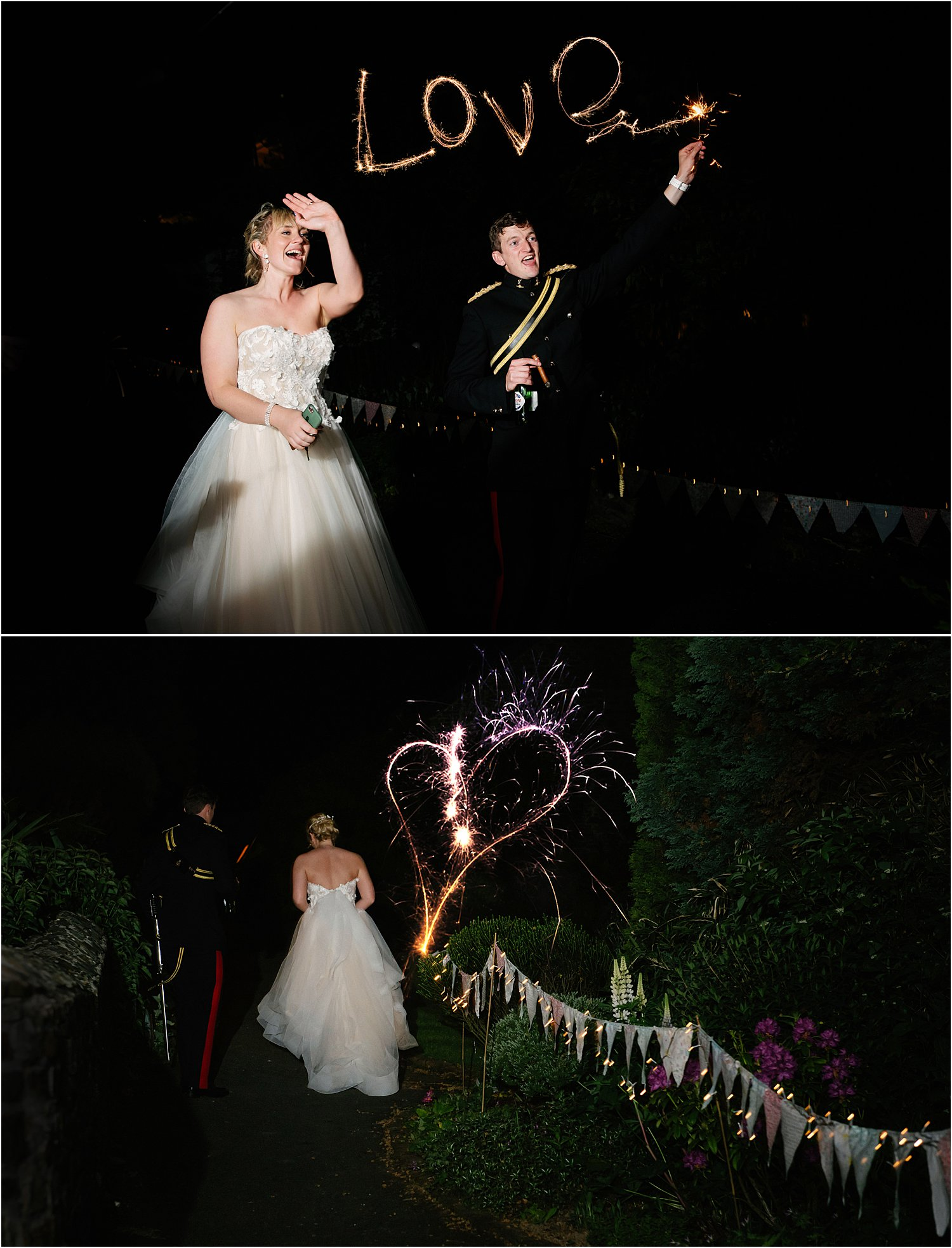 country-vintage-blue-sunflower-wedding-summer-north-devon-english-wedding-marquee-classic-wedding