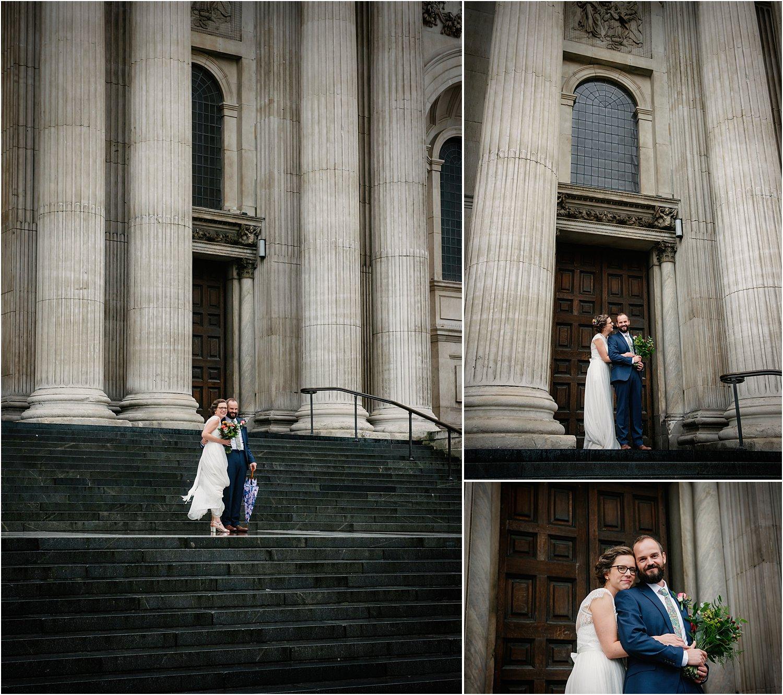 dark-green-red-orange-wedding-london-city-st-helens-the-wren-wild-wedding-flowers-lily-sawyer-photo